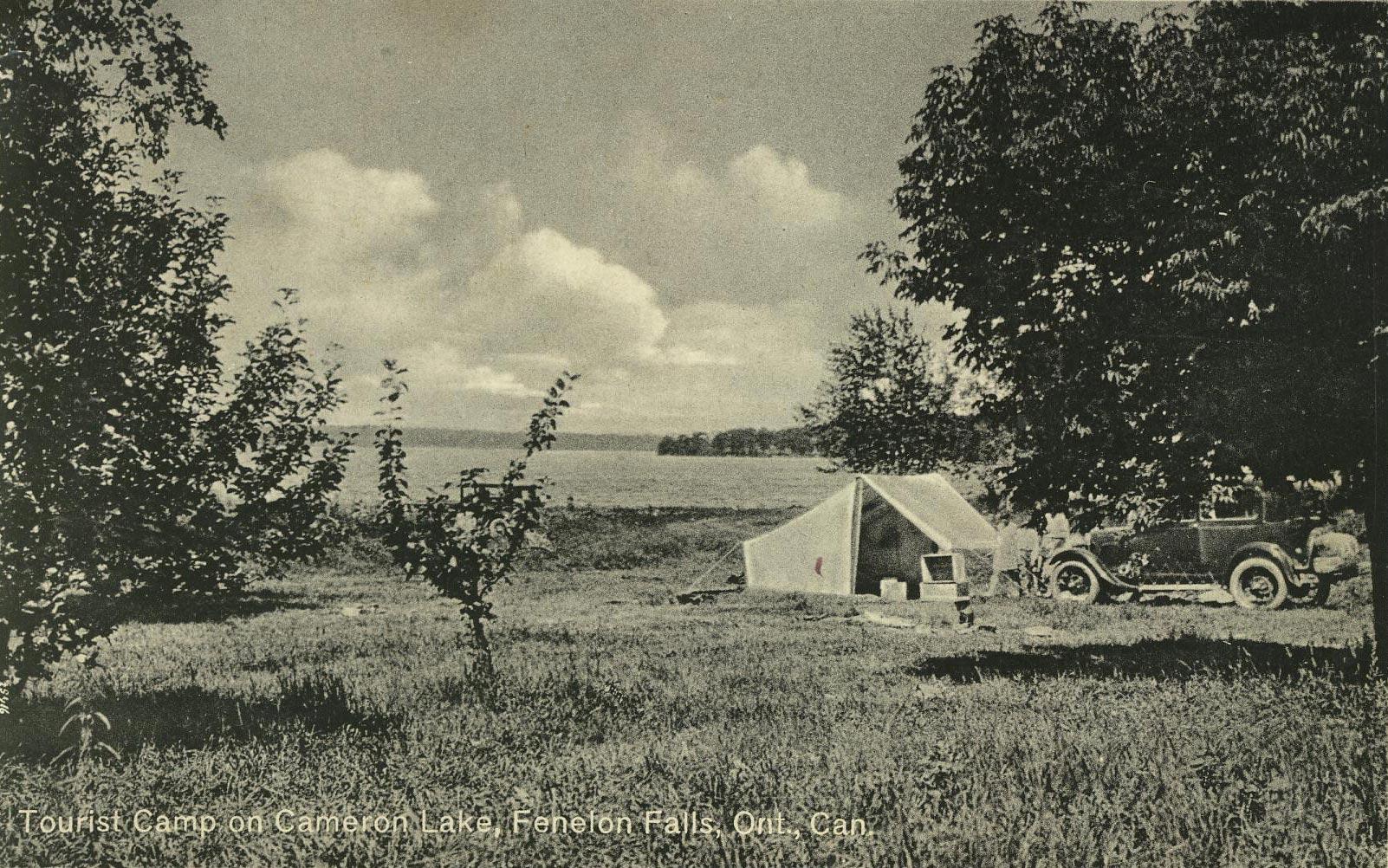 Tourist Camp at Fenelon Falls