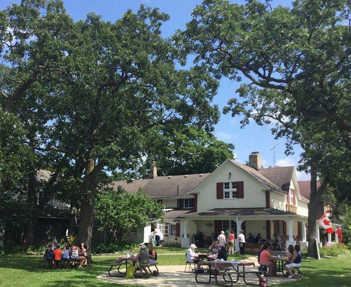 Afternoon Tea at Maryboro